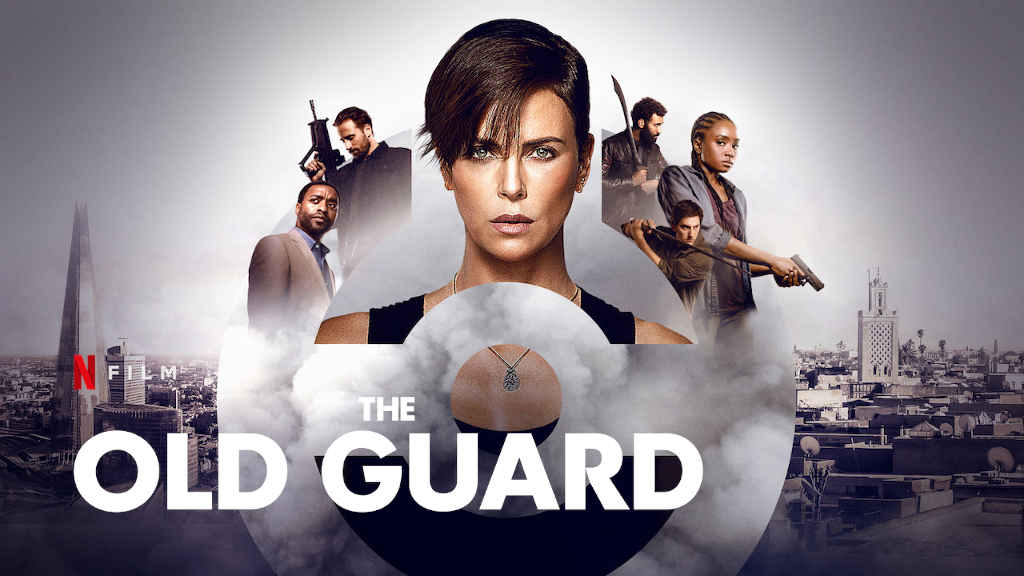 The Old Guard 2020 banner HDMoviesFair